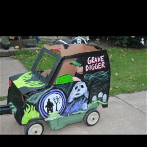 grave digger costume monster truck 17 best images about floats on pinterest halloween