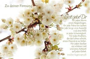 sprüche für firmung firmung kirschblüten und irischer segenswunsch www stimmungs bilder de