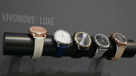 Garmin Vivomove 3 series: an incredibly classy watch with