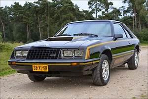 1979 Ford mustang cobra turbo