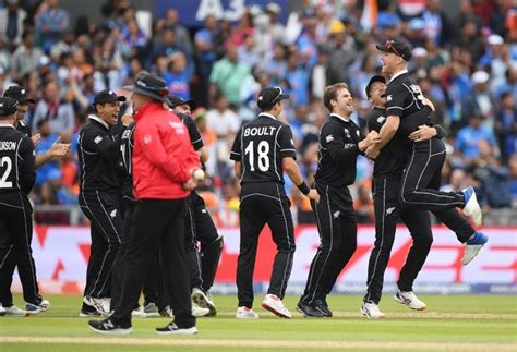 New Zealand vs India Live
