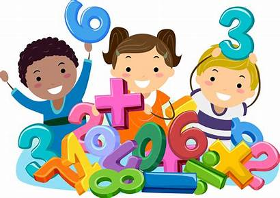 Maths Learning Children Center Clipart Early Mission