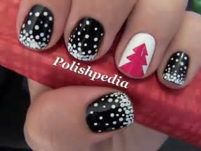 Christmas nails polishpedia nail art guide