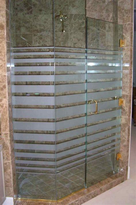 tuscan bathroom design exdg bds glass shower doors etched glass modern decor