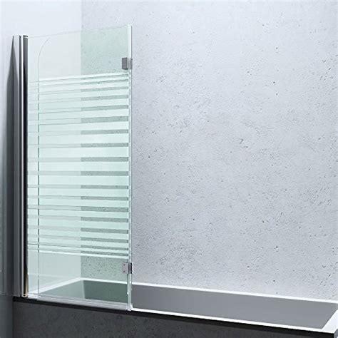 badewanne aus glas bxh 117x141 cm duschabtrennung duschwand f 252 r badewanne aus glas cortona1408s links