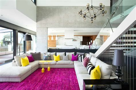 love colors youll love  bright living room