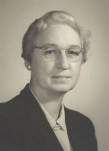 El ángel de los neonatos, Virginia Apgar (1909-1974 ...