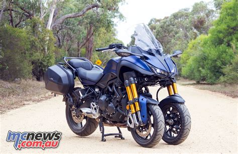 Yamaha Niken by Yamaha Niken Gt Review Motorcycle Tests Mcnews Au