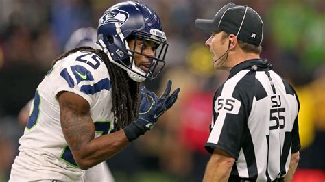 richard sherman  seattle seahawks sounds   pretty