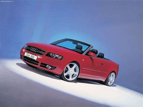 Abt Audi As4 Cabriolet Powered By Discuz