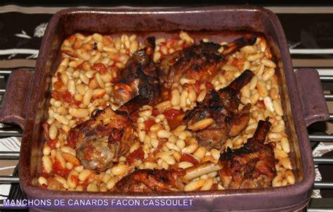 cuisiner manchons de canard manchons de canard facon cassoulet tupperware dans ma cuisine