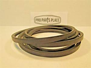Replacement Belt For Exmark 116