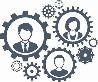 Teamwork Diversity Supplier Vector Employee Engagement Clip