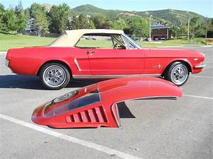 Mustang Shelby 1964 1965 1966 Removable Fastback Roof For