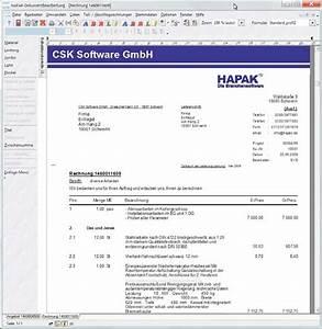 Abrechnung Nach Kostenvoranschlag Wohngebäudeversicherung : die dokumentenbearbeitung karl gross software ~ Themetempest.com Abrechnung