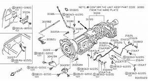 2001 Nissan Xterra Oem Parts