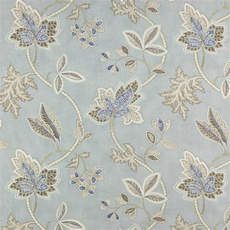 Colefax Fowler Upholstery Fabrics - colefax fowler floral linen upholstery fabric hamble