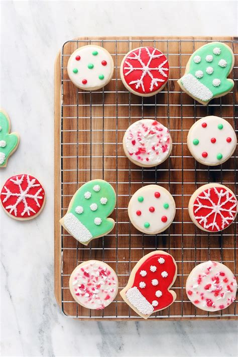 cookie decorations naturally dyed and decorated cookies simply sissom
