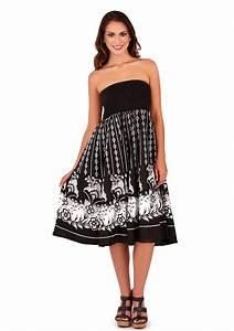 Womens 2 In 1 Strapless Beach Summer Dress / Long Maxi Skirt Ladies Size UK 8-16 | eBay