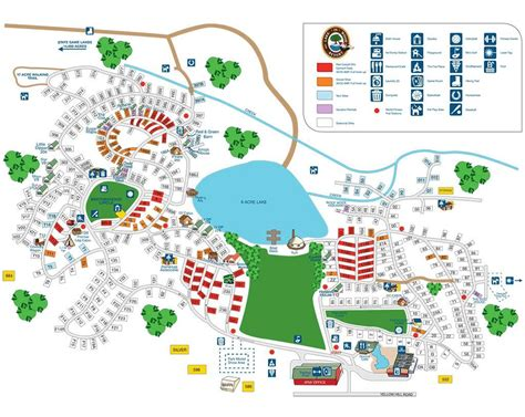 sitemap gallery site map lake in wood cground