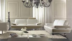 Salon de luxe (photo 15/15) Salon de luxe de style design Crédit photo et