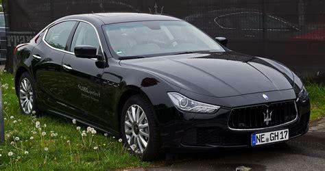 Maserati Ghibli (2013) Wikipedia