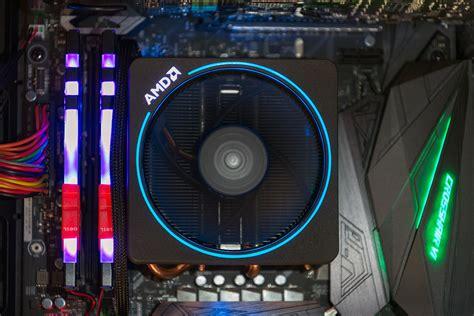 amd ryzen 5 1600x fan amd ryzen 5 1600x review digital trends