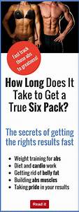 How Long Does It Take To Get Six Pack Abs  Shortcuts That Work