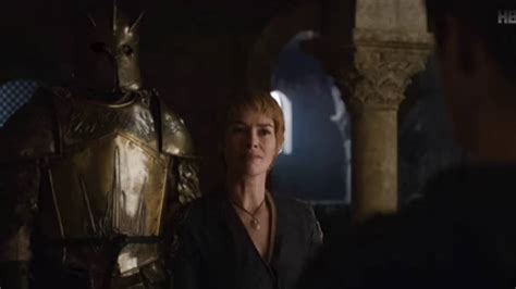 cersei lannisters bodyguard kill game