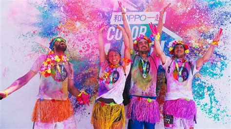 Color Run '18 Registration Is Now Open  Blogs  Time Out