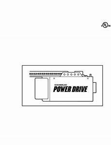 Chamberlain Garage Door Opener Pd200 User Guide