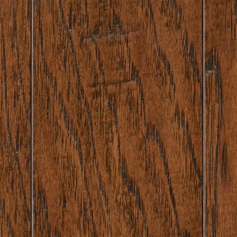 Bruce Hardwood Floors Distressed Oak Gunstock by Bruce 3 8 In Thick X 3 In Wide X Random Length