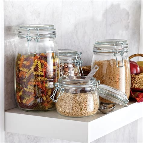 glass kitchen canister sets adorable glass kitchen canisters the way home decor