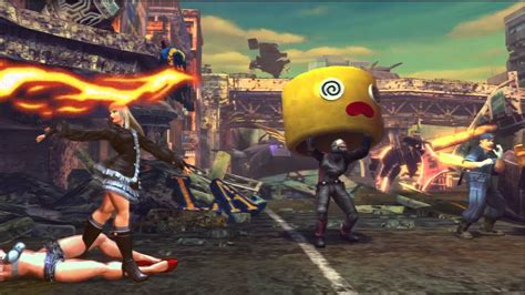 Street Fighter X Tekken Lili And Yoshimitsu Youtube
