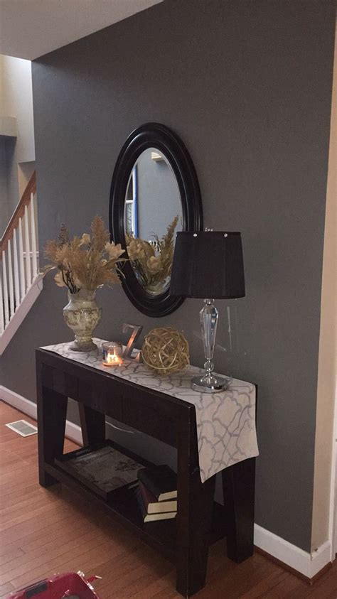sherwin williams gauntlet gray home updates