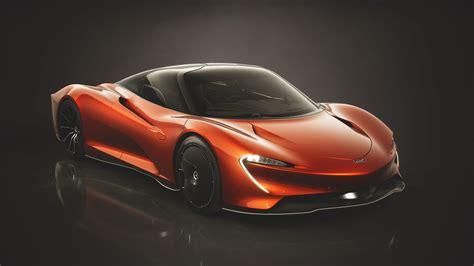 Watch a $2 million McLaren supercar drag race an F-35 ...