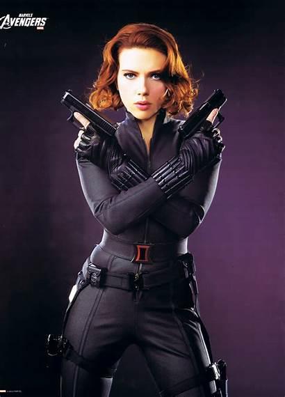 Widow Guns Avengers Cosplay Twin Scarlett Marvel