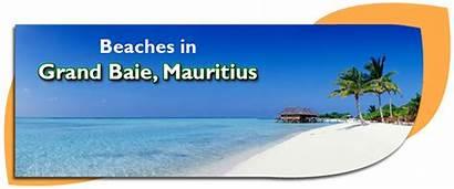 Beaches Mauritius Baie Grand Beach Cuvette