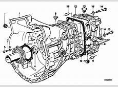 Original Parts for E30 318i M10 4 doors Manual