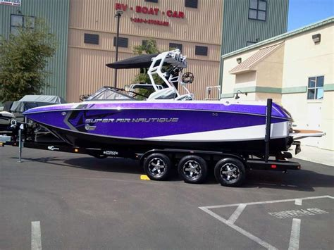 Purple Bass Boat by 2014 G25 Purple Metallic Boats Accessories Tow Vehicles