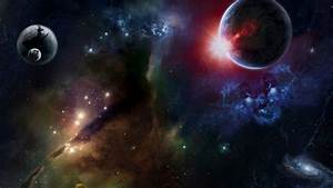 Nebula Planets Space - Pics about space