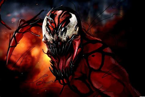 vs venom vs carnage wallpaper