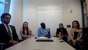 Virtual Information Session: Practicum Experiences - YouTube