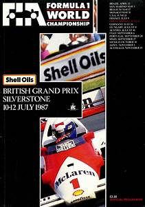 Programme Grand Prix F1 : 1987 formula 1 world championship programmes the motor racing programme covers project ~ Medecine-chirurgie-esthetiques.com Avis de Voitures