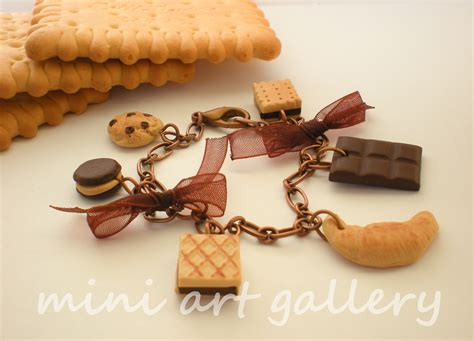 cuisine miniature mini food bracelets mini gallery