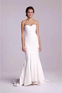 nicole miller dakota new wedding dress on sale 25 off With wedding dresses for short people