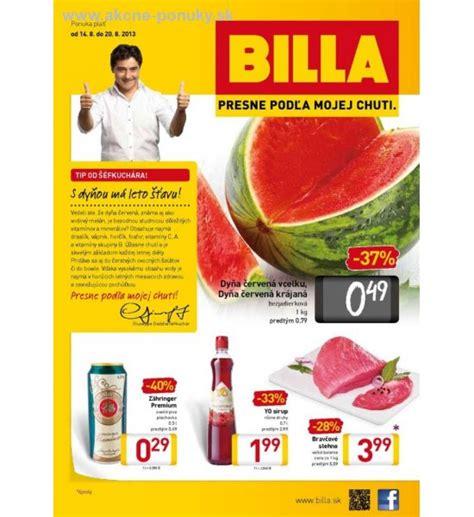 Billa Bonus - Alza