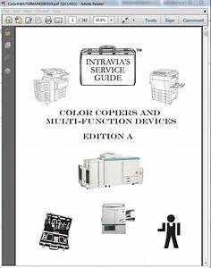 Intravia U0026 39 S Color Copiers And Multifunction Devices