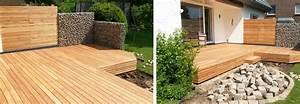 Terrasse holz terrasse holz unterkonstruktion projekt for Terrasse mit holz