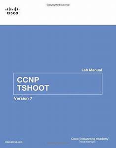 Download Pdf  Ccnp Tshoot Lab Manual 2nd Edition Lab